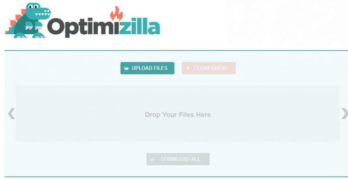 Optimizilla Free Online Image Optimization